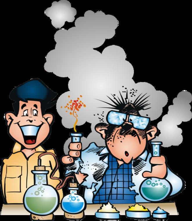 Прикольные картинки химические